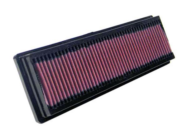 K&N Filter 33-2844 | K&N Air Filter For Citroen C3 1.4L-i4 & 1.6L-i4; 2001-2011