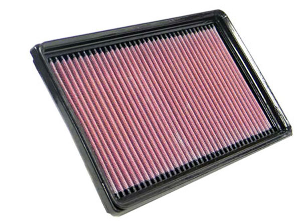 K&N Filter 33-2846: K&N Air Filter For Fiat Stilo Abarth 2.4l-i5; 2001