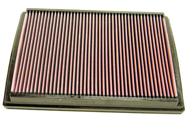 K&N Filter (33-2848) K&N Air Filter For Vaux / opel Vectra 1.6l-i4; 2002
