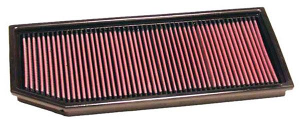 K&N Filter 33-2856 | K&N Air Filter For Mercedes Benz Clk270 2.7L-i5 (cdi); 2002-2005
