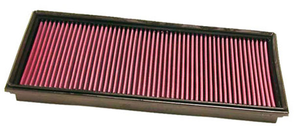 K&N Filter 33-2857 | K&N Air Filter For Volkswagen Touareg 02-10 / Por Cayenne 02-09 / L.r. Range Rover 06-09