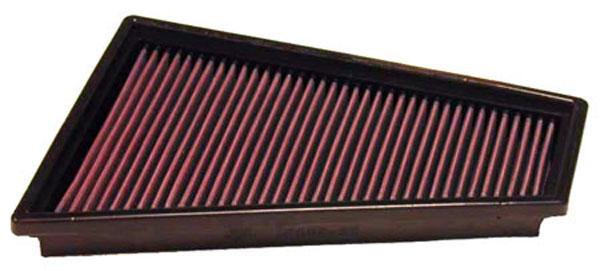 K&N Filter 33-2863 | K&N Air Filter For Renault Clio / 2.0L-i4; 2001-2005