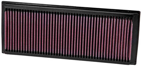 K&N Filter 33-2865   K&N Air Filter For Volkswagen Jetta/passaturn 05-10 / Tiguan 07-10 / Gti 09-10 / Eos 06-09