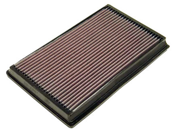 K&N Filter 33-2867 | K&N Air Filter For Volkswagen Transporter T5 / 1.9L-i4 (tdi); 2003-2010