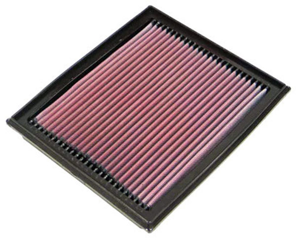 K&N Filter 33-2873: K&N Air Filter For Volvo S40 2.4l-l5; 2004
