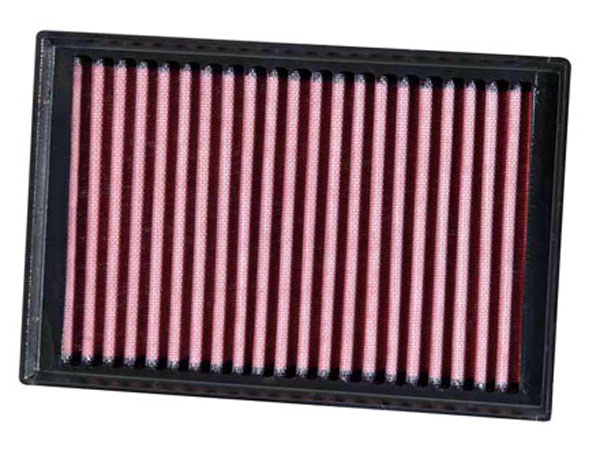 K&N Filter 33-2874 | K&N Air Filter For Ford Focus C-max Oe Size 262mm X 174mm; 2003-2009