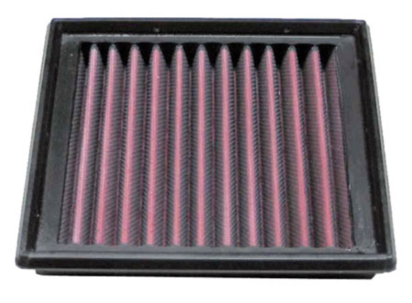 K&N Filter 33-2880: K&N Air Filter For Ford Fiesta St150 / 2.0l / 16v
