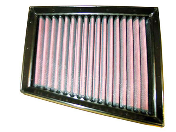 K&N Filter 33-2883 | K&N Air Filter For Ford Fiesta / fusion; 1.6L / Tdci /; 2004-2008