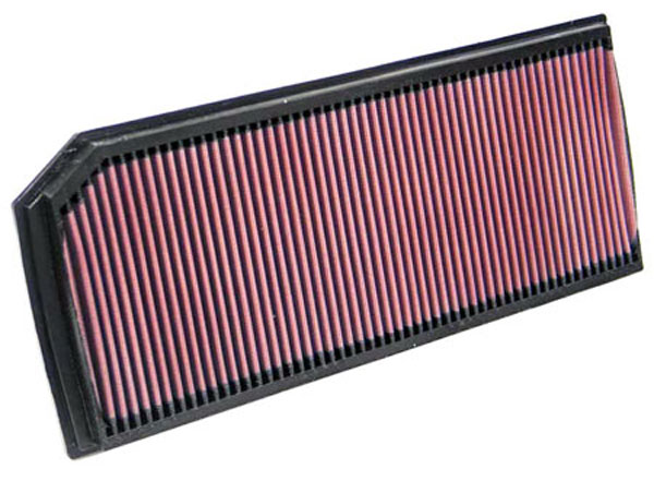 K&N Filter 33-2888 | K&N Air Filter For Volkswagen Passaturn 05-09 / Gti 06-08 / Eos 06-09; Audi A3 04-08 2.0l L4