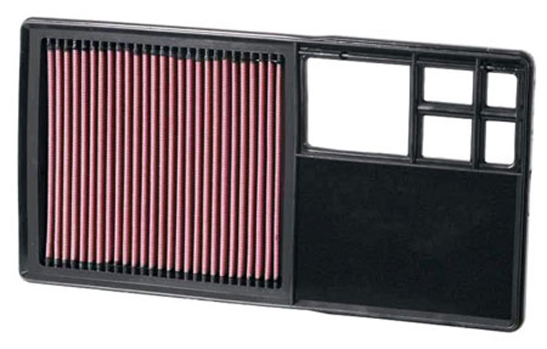 K&N Filter 33-2920 | K&N Air Filter For Volkswagen Polo 1.4/1.6l - L4; 2006