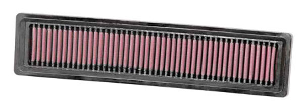 K&N Filter 33-2925: K&N Air Filter For Renault Clio Iii 1.2l-l4; 2005
