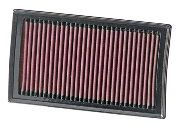 K&N Filter 33-2927: K&N Air Filter For Renault Clio Iii 1.4l-l4; 2005