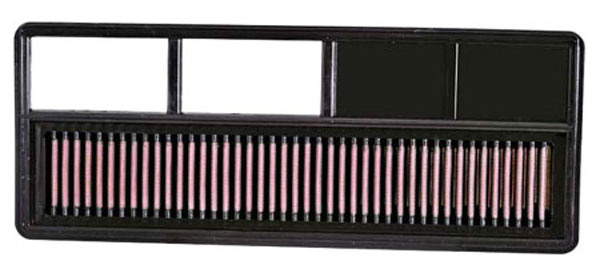 K&N Filter 33-2932 | K&N Air Filter For Fiat Punto 1.3L-l4 Dsl; 2003-2011
