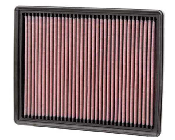 K&N Filter 33-2934 | K&N Air Filter For Kia Lotze 2.0L- L4; 2005-2011