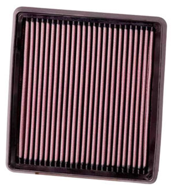 K&N Filter 33-2935 | K&N Air Filter For Opel Corsa D 1.0l / 1.2l / 1.4l-l4; 2006