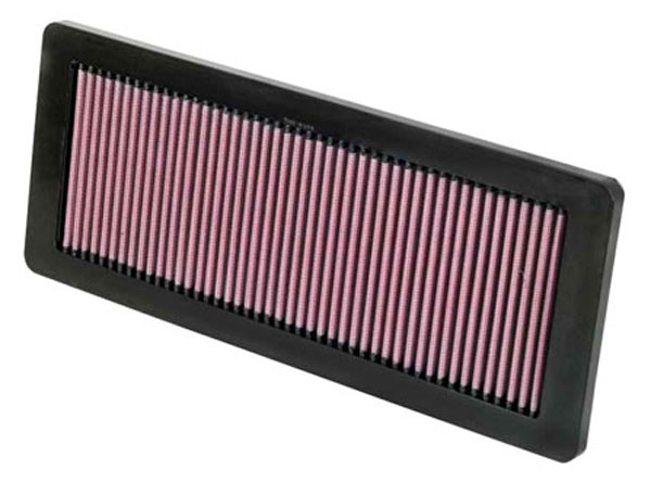 K&N Filter 33-2936: K&N Air Filter For Mini Cooper S 1.6l-l4; 2006 (eu) / 2007 (us)