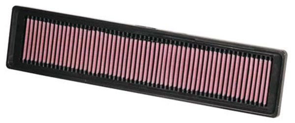 K&N Filter 33-2937 | K&N Air Filter For Citroen C4 1.6L / 16v; 2004-2011