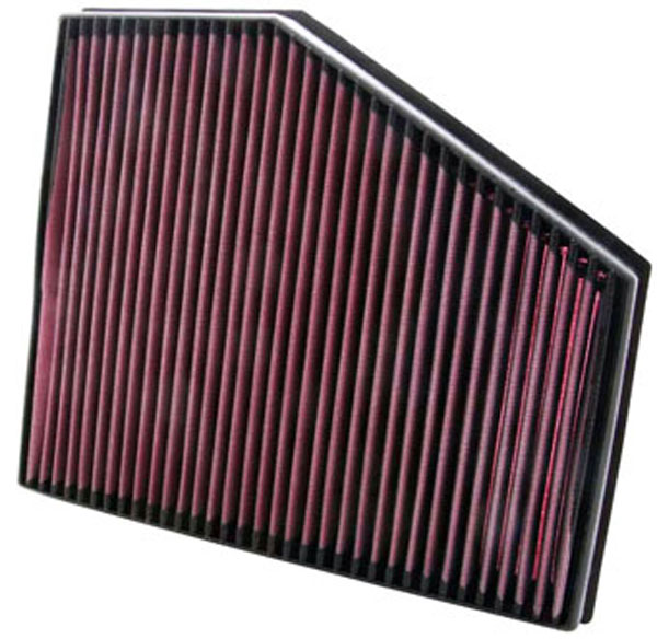K&N Filter 33-2943: K&N Air Filter For Bmw 535d 3.0l-l6 Dsl; 2007