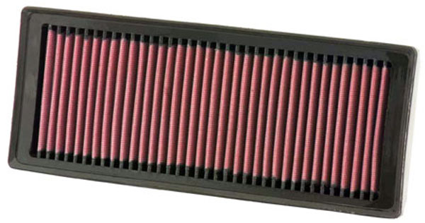 K&N Filter 33-2945: K&N Air Filter For Audi A4 / 1.8l Tfsi