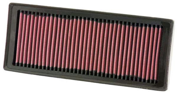 K&N Filter 33-2945 | K&N Air Filter For Audi A4 / 1.8l Tfsi; 2007-2011