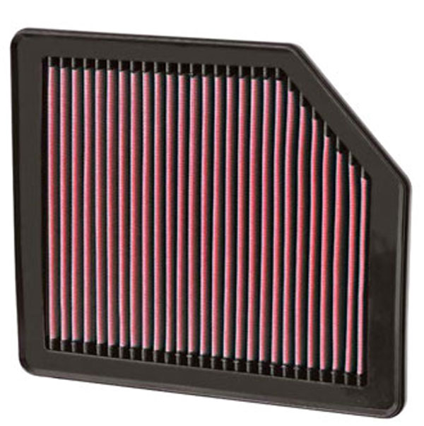 K&N Filter 33-2947: K&N Air Filter For Hyundai Veracruz 3.0l-dsl; 2006