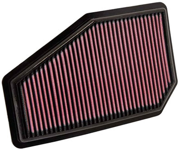 K&N Filter 33-2948 | K&N Air Filter For Honda Civic Type R 2.0L; 2007-2010