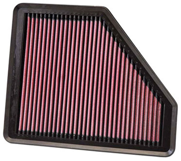 K&N Filter 33-2958: K&N Air Filter For Hyundai Genesis Coupe 2.0-l4/3.8l-v6; 2008