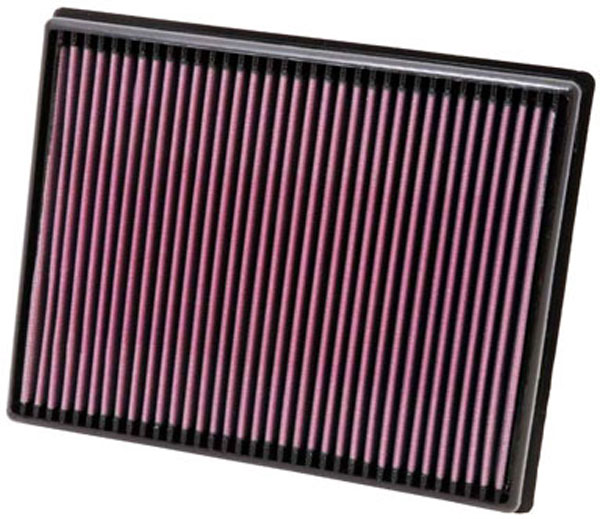 K&N Filter 33-2959: K&N Air Filter For Bmw X5 & X6 3.0l Dsl 2007-2010