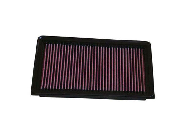 K&N Filter 33-2031-2 | K&N Air Filter Factory Replacement For Infiniti Fx35 2006-2006 (All) 3.5L