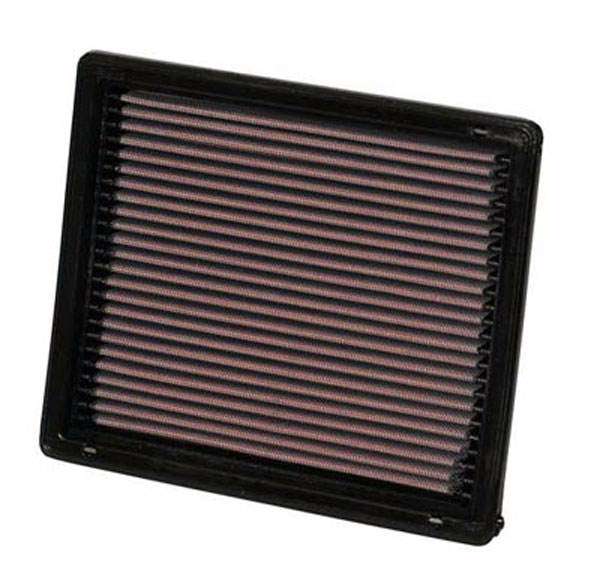 K&N Filter 33-2106-1 | K&N Air Filter Factory Replacement For Ford Explorer (All) 4.0L; 1997-2011