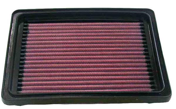 K&N Filter 33-2143 | K&N Air Filter for J-Body; 1995-2005