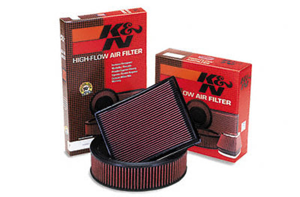K&N Filter 33-2233 | K&N Air Filter Factory Replacement For Jeep Commander (All) 3.7L; 2001-2010