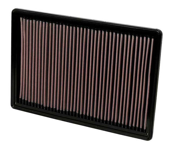 K&N Filter 33-2247 | K&N Air Filter Factory Replacement For Dodge Pick Up Full Size 2002-2002 (1 Ton) 3.7L