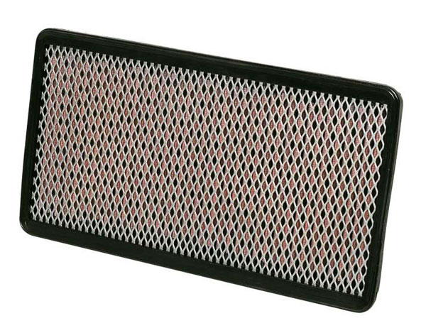 K&N Filter 33-2248 | K&N Air Filter Factory Replacement For Ford Excursion (All) 7.3L Diesel; 1999-2003
