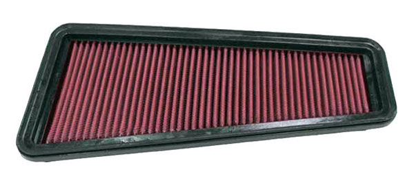 K&N Filter 33-2281 | K&N Air Filter Factory Replacement For Toyota 4-Runner 2003-2007 (All) 4.0L V6