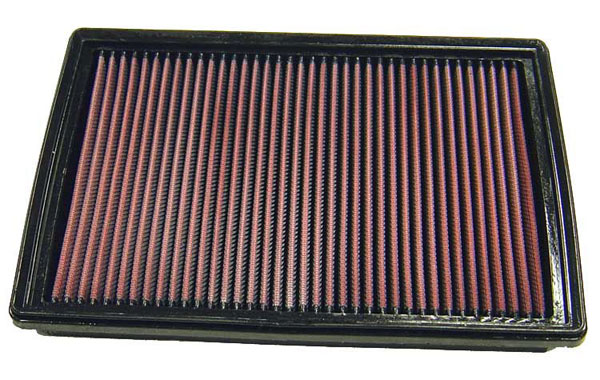 K&N Filter 33-2295: K&N Air Filter Factory Replacement For Chrysler 300 2005-2007 (Includes C Model) 2.7L