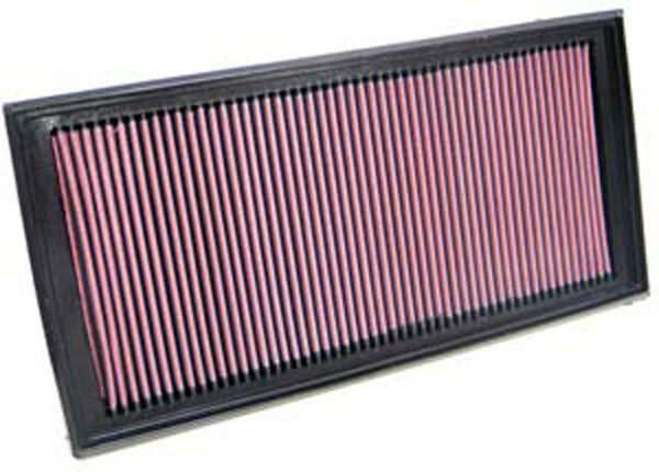 K&N Filter 33-2322: K&N Air Filter 2005-06 SSR 6.0L