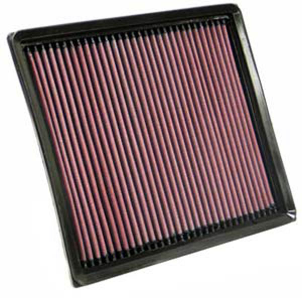 K&N Filter 33-2334 | K&N Air Filter LaCrosse 5.3L; 2005-2011