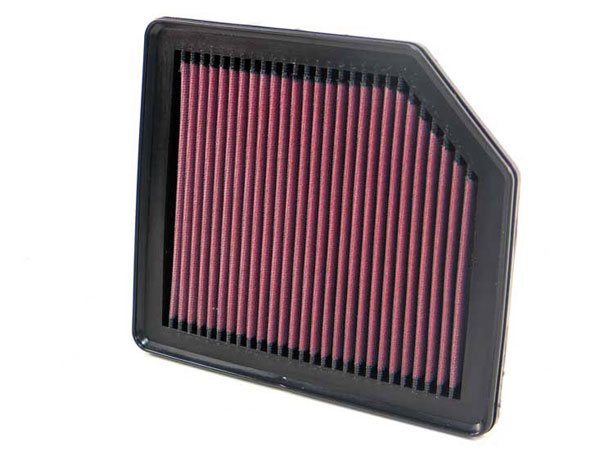 K&N Filter 33-2342: K&N Air Filter Factory Replacement For Honda Civic 2006-2007 (Except Si) 1.8L