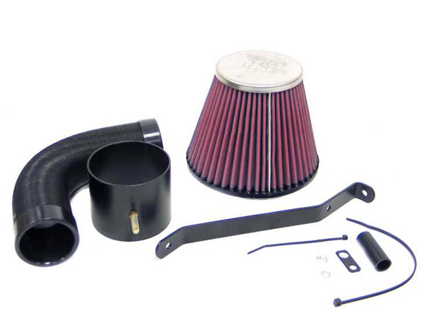 K&N Filter 57-0003-3 | K&N Fuel Injection Performance Kit (fipk) For Ford Escort Xr3i Cvh 105bhp; 1990-1991
