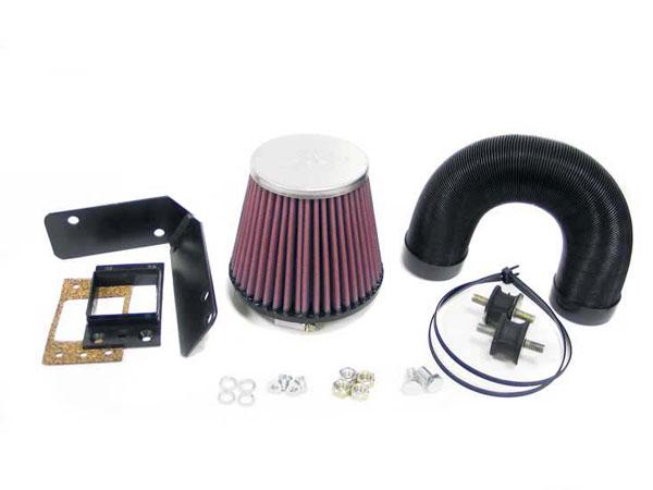K&N Filter 57-0005 | K&N Fuel Injection Performance Kit (fipk) For Vaux / opel Cavalier / ascona 112bhp; 1981-1988