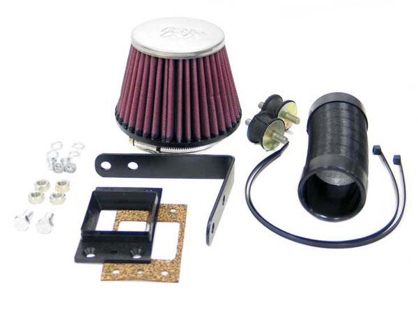 K&N Filter 57-0018 | K&N Fuel Injection Performance Kit (fipk) For Vaux / opel Nova / corsa 1.6l Gte / gsi 101bhp; 1988-1993