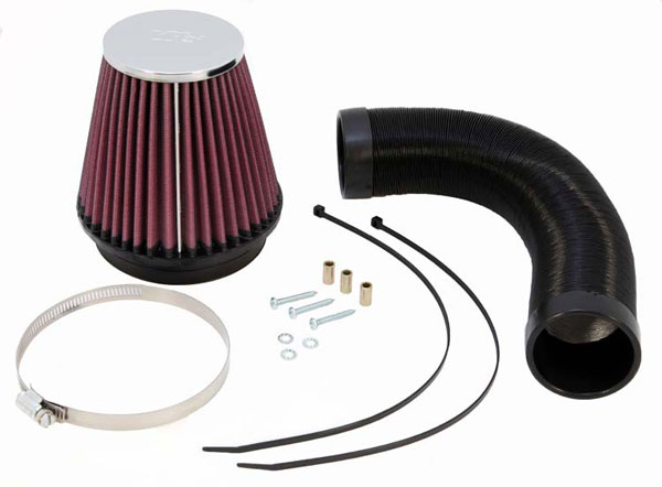 K&N Filter 57-0021-1: K&N Fuel Injection Performance Kit (fipk) For Ford Escort Rs Turbo 132bhp