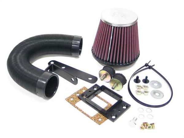 K&N Filter 57-0040 | K&N Fuel Injection Performance Kit (fipk) For Vaux / opel Omega / carlton 1.8l / 2.ol 8v 122bhp; 1986-1994