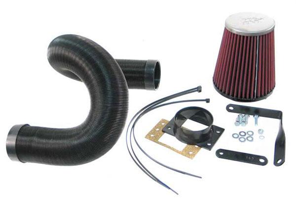 K&N Filter 57-0047 | K&N Fuel Injection Performance Kit (fipk) For Mazda Mx-5 1.6L 16v L4 Mpi 114bhp; 1990-1998