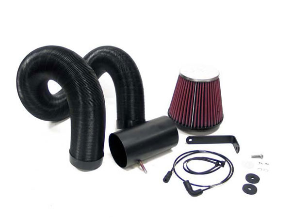 K&N Filter 57-0057 | K&N Fuel Injection Performance Kit (fipk) For Land Rover Discovery 2.5 Tdi 300 111bhp; 1989-1993