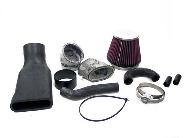 K&N Filter 57-0058-1 | K&N Fuel Injection Performance Kit (fipk) For Peugeot 306 2.0l S16 155bhp; 1993-1997
