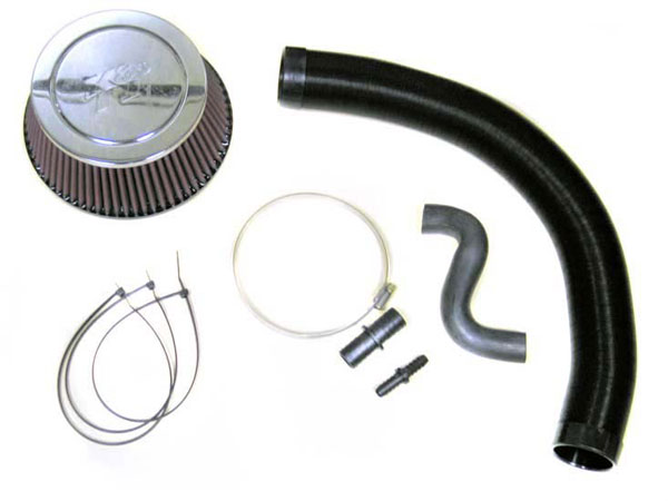 K&N Filter 57-0064-1: K&N Fuel Injection Performance Kit (fipk) For Peugeot 106 1.1l 8v Spi 1991-1996