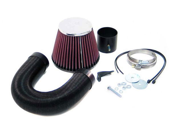 K&N Filter 57-0090-2 | K&N Fuel Injection Performance Kit (fipk) For Vaux / opel Corsa 1.4l / tigra 1.6l L4 Mpi; 1993-2000