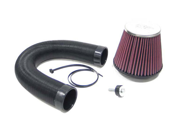 K&N Filter 57-0092 | K&N Fuel Injection Performance Kit (fipk) For Fiat Uno 1.3l Turbo 105bhp; 1985-1989